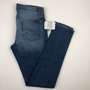 NWOT 7 For All Mankind Roxanne Jean